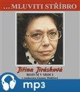 Mluviti stříbro - Jiřina Jirásková - obálka