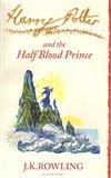 Harry Potter /brož./ and Half-Blood Prince - obálka