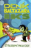 Deník Baltazara Iks (Z podzemí mezi lidmi) - obálka