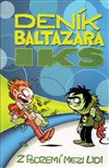 Obálka knihy Deník Baltazara Iks