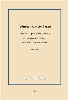 Obálka titulu Jednota transcendence