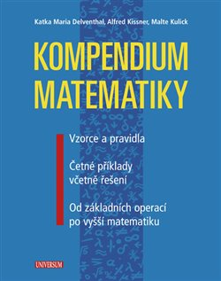 Obálka titulu Kompendium matematiky