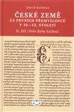 České země za prvních Přemyslovců v 10.–12. století, II. díl (Svět doby knížecí) - obálka