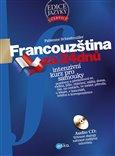 Francouzština za 24 dnů (Intenzivní kurz pro samouky + CD) - obálka