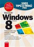 1001 tipů a triků  pro Microsoft Windows 8 - obálka