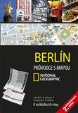 Berlín (Průvodce s mapou National Geographic) - obálka