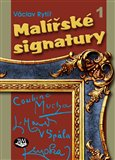 Malířské signatury (1. díl) - obálka