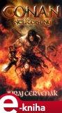 Conan nelítostný - obálka
