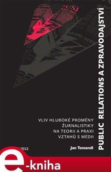 Obálka titulu Public relations a zpravodajství