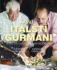 Dva italští gurmáni - obálka