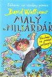 Malý miliardář - obálka