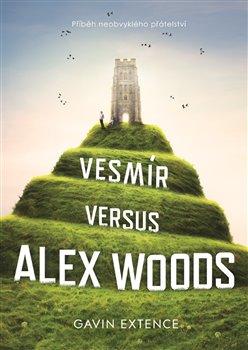 Obálka titulu Vesmír versus Alex Woods