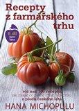 Recepty z farmářského trhu 2. díl (jaro-léto) - obálka