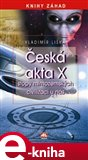 Česká akta X - obálka
