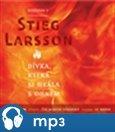 Dívka, která si hrála s ohněm (Milénium 2) - obálka