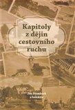Kapitoly z dějin cestovního ruchu - obálka