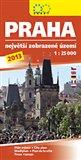 Praha 1:25 000 /2013/ Největší zobrazené území - obálka