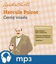 Hercule Poirot - Černý vzadu - obálka