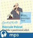 Hercule Poirot - Vražda v postranní ulici - obálka