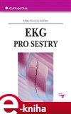 EKG pro sestry - obálka