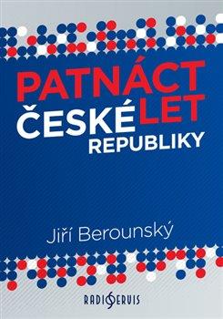 Obálka titulu Patnáct let České republiky