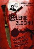 Galerie zločinu II (Tajemství policejních zločinů) - obálka