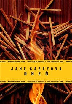 Obálka titulu Oheň