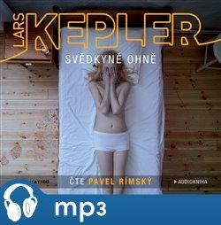 OneHotBook Svědkyně ohně, mp3 - Lars Kepler