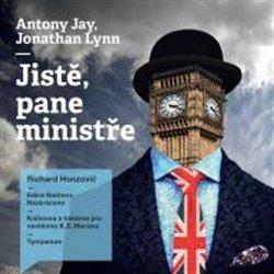 Jistě, pane ministře, CD - Anthony Rupert Jay, Jonathan Lynn