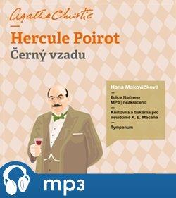 Hercule Poirot - Černý vzadu, mp3 - Agatha Christie