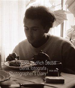 Obálka titulu Deník fotografa 1928—1954