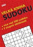Velká kniha sudoku - obálka
