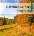 Novohradské hory - Naturpark - obálka