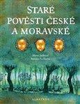 Staré pověsti české a moravské - obálka