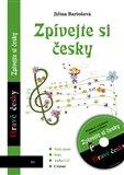 Zpívejte si česky (Texty písní, noty, audio CD a cvičení) - obálka