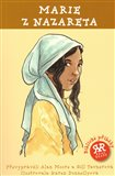 Marie z Nazareta - obálka