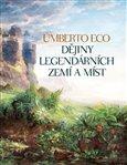Dějiny legendárních zemí a míst - obálka