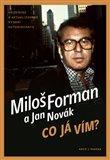 Co já vím? (Autobiografie Miloše Formana) - obálka