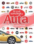Auta (Hravé samolepky) - obálka
