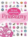 Princezny (Hravé samolepky) - obálka