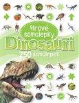 Dinosauři (Hravé samolepky) - obálka