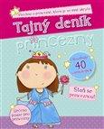 Tajný deník princezny - obálka
