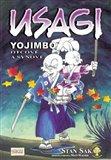 Otcové a synové (Usagi Yojimbo 19) - obálka