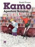 Kamo 3 (Agentura Babel) - obálka