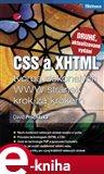 CSS a XHTML (tvorba dokonalých WWW stránek krok za krokem - 2., aktualizované vydání) - obálka