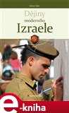 Dějiny moderního Izraele - obálka