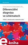 Diferenciální diagnóza ve schématech (Překlad 2., aktualizovaného a doplněného vydání) - obálka