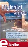 Digitální video - obálka