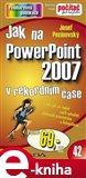 Jak na PowerPoint 2007 - obálka
