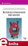 Klinická onkologie pro sestry - obálka